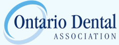 Ontario Dental Association logo used by Dr. Dahan in Ottawa