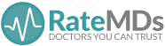 RateMDs logo - sleep apnea clinic in Ottawa